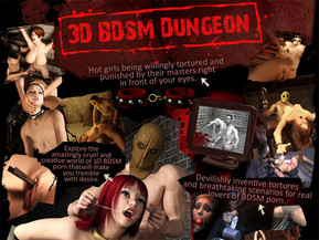 With our great collection of various 3D BDSM galleries you will have plenty of time to look around and find the genre that turns you on instantly.