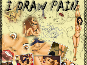 I draw pain - new cruel bdsm comics. Your perverted fantasies become reality!