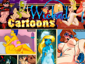 All famous cartoons come to live in our porn pictures and animations! These nasty cartoon chicks pose nude, masturbate and take HUGE dicks in every..